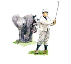 What a Wonderful World - Article in McKellar Golf Magazine