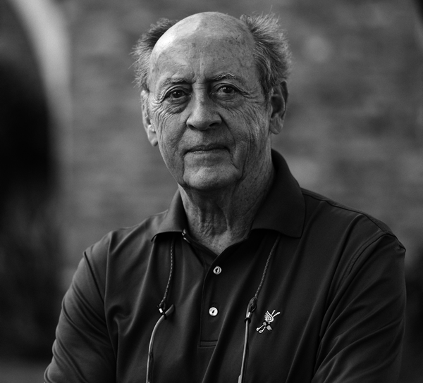 Billy Collins - The Poet in the Park