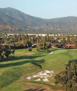 Santa Anita Golf Course - California