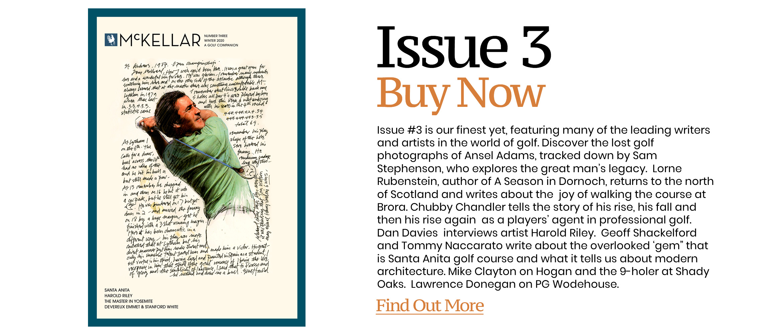 McKellar Magazine Issue 3 Buy Now
