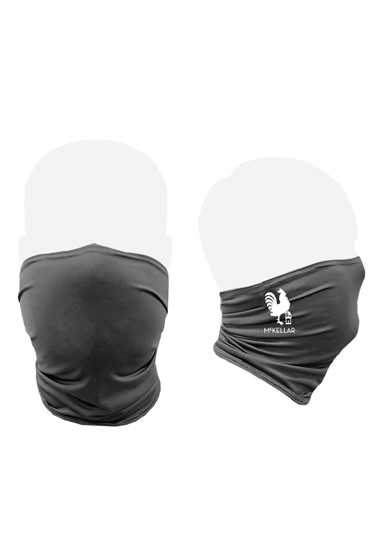 McKellar Golf Gaiter Mask