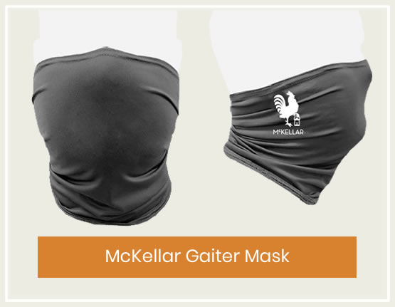 Mckellar Gaiter Mask
