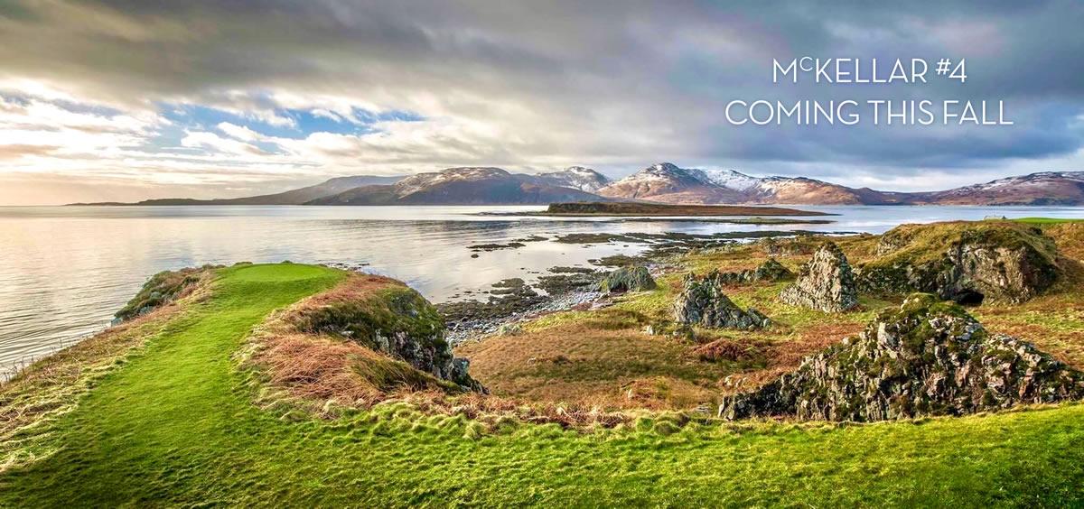 Mckellar Golf Issue 4 Coming Soon