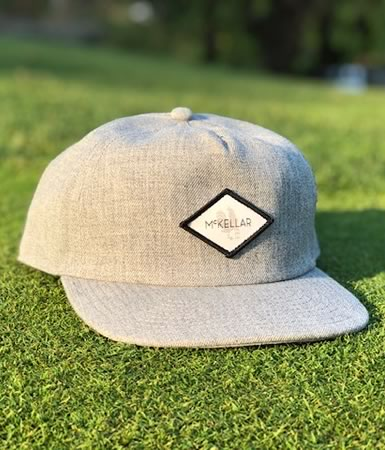 McKellar Golf Hat