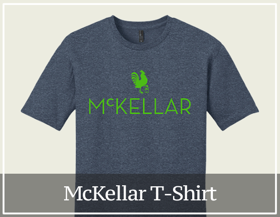 McKellar Blue T-Shirt
