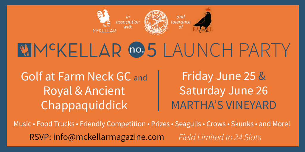 McKellar Launch Party