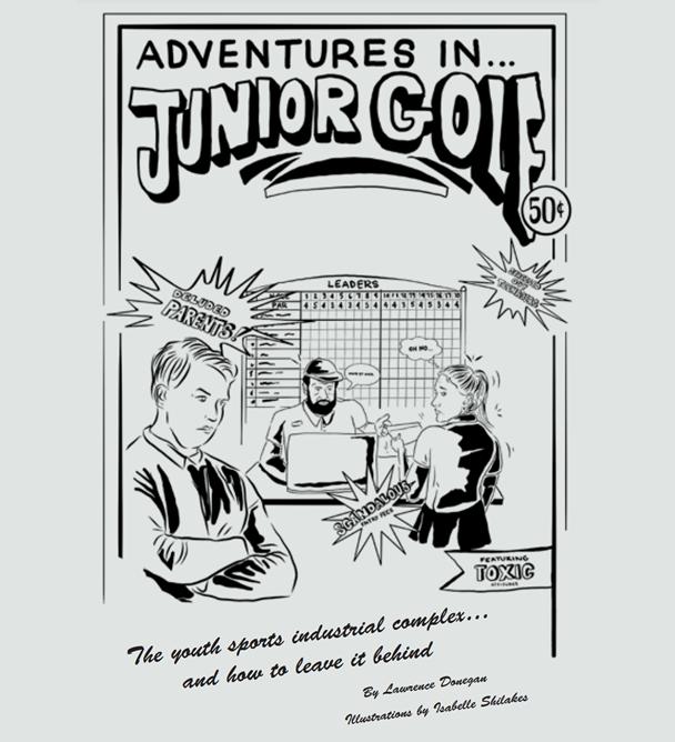 Adventures in Golf Issue 5