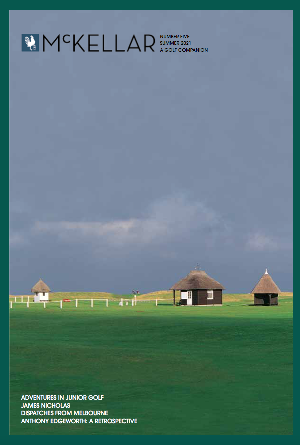 McKellar Magazine Issue 5 Front Cover